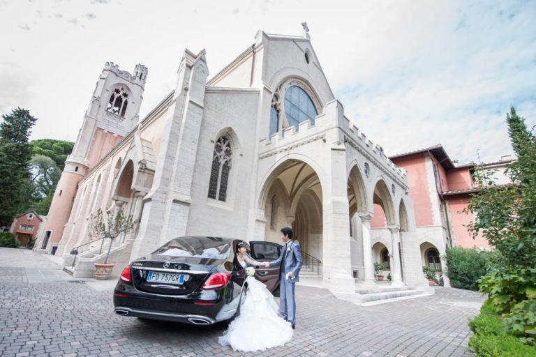 セントジェームス教会 イタリア フィレンツェ 結婚式