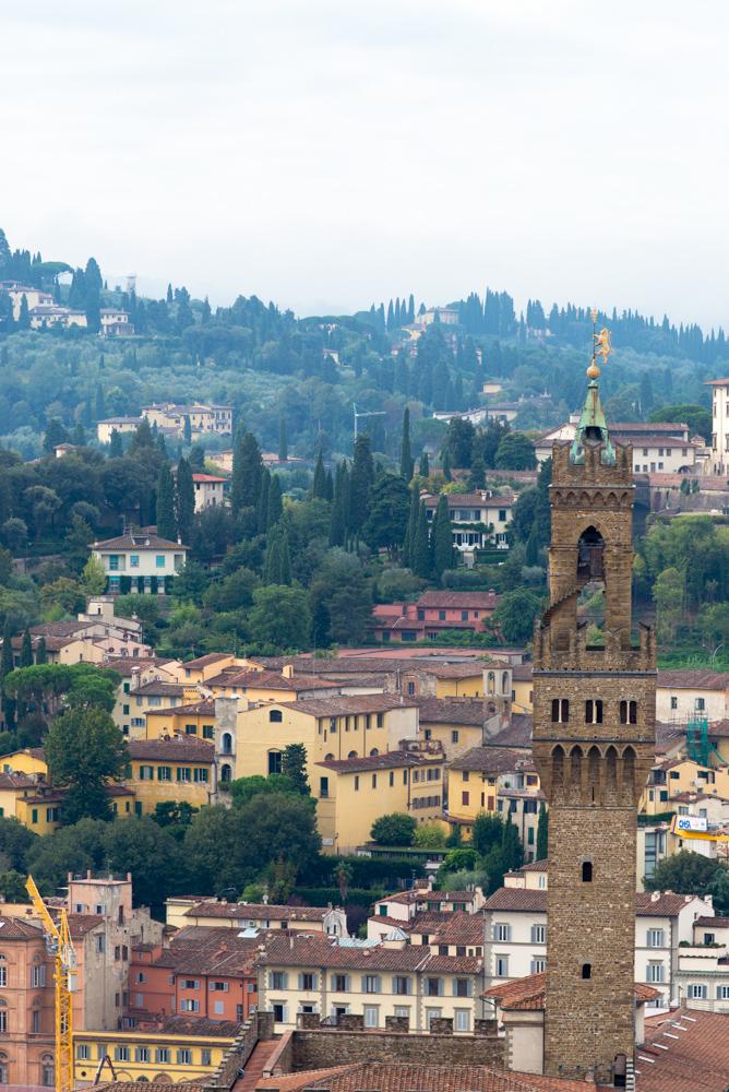 フィレンツェ イタリア スナップ写真 景色